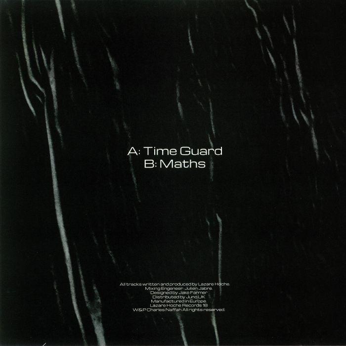 "( LHR 18 ) LAZARE HOCHE - Time Guard (180 gram vinyl 12"") Lazare Hoche France"