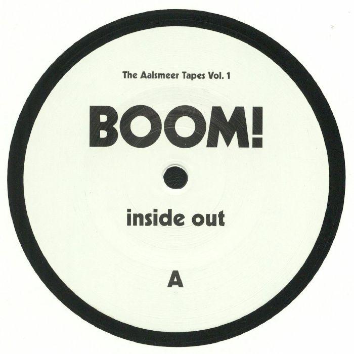 "( BOOM 001 ) BOOM - The Aalsmeer Tapes Vol 1 (12"") Boom! Germany"