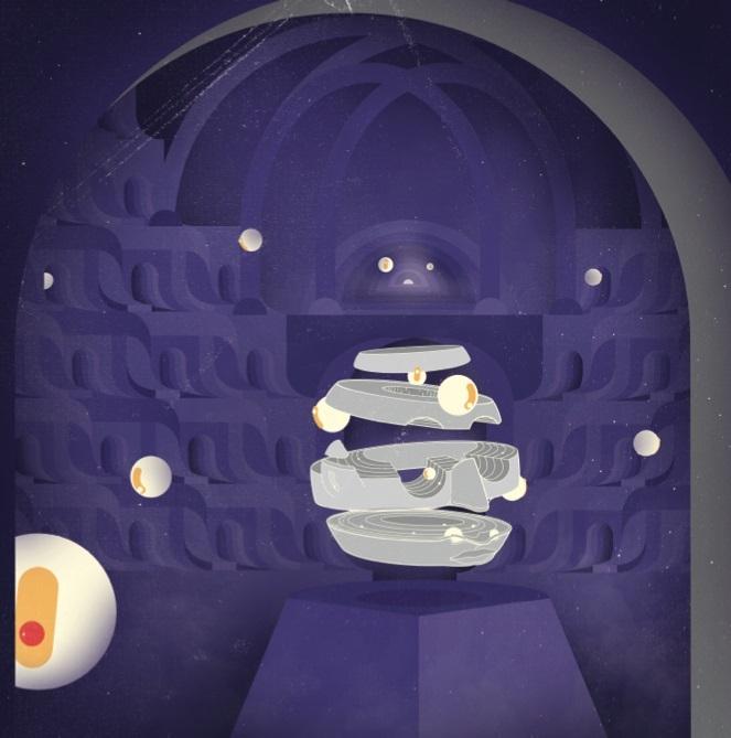 "( FER 001 ) NMSS - Panopticon EP (12"") Flat Earth Belgium"