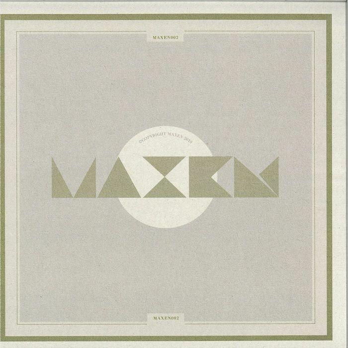 """( MAXEN 02 ) Niko MAXEN - Maxen 02 (12"""") Maxen"""