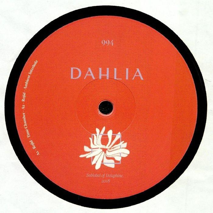 """( DAHLIA 994 ) ROJID - DAHLIA 994 (12"""") Dahlia Barcelona"""