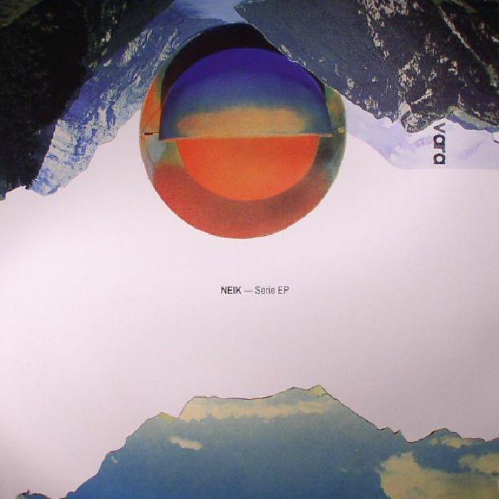 """( VARA 005 ) NEIK - Serie EP (180 gram vinyl 12"""" limited to 250 copies) Vara"""