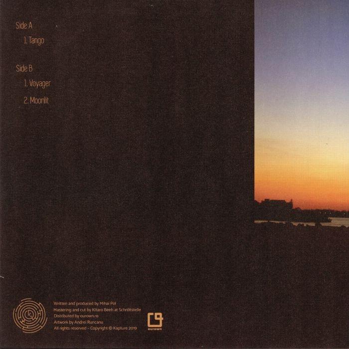 "( KPTR 001 ) Mihai POL - May I Have This Dance EP (180 gram vinyl 12"") Kapture Romania"