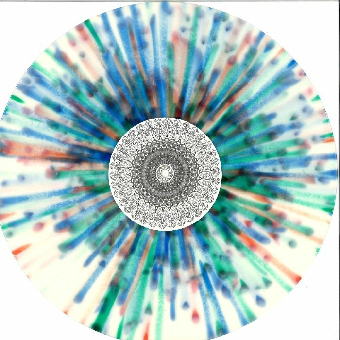 """( ENDZ 028 ) COSMJN - ENDZ 028 (splattered vinyl 12"""") Eastenderz"""
