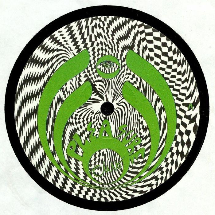"""( PCLUB 001 ) N-GYNN - Dark Side Of The Moon EP (heavyweight vinyl 12"""") Pleasure Club"""