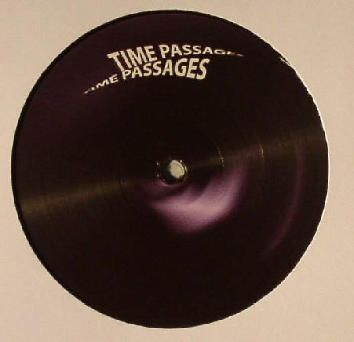 """(  TP 02 ) SPACETRAVEL - Time Passages 2 (12"""") Time Passages Germany"""