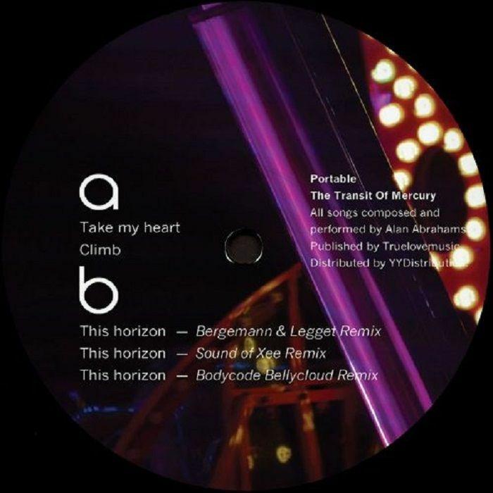 "( KHOI 005A ) PORTABLE - The Transit Of Mercury (12"") Khoi Khoi South Africa"
