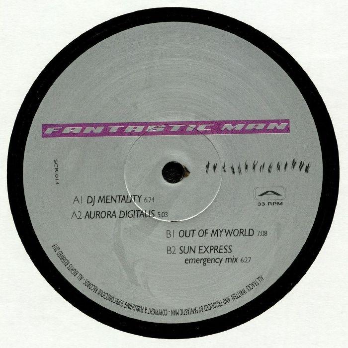 "( SCR 014 ) FANTASTIC MAN - DJ Mentality (12"") Superconscious"