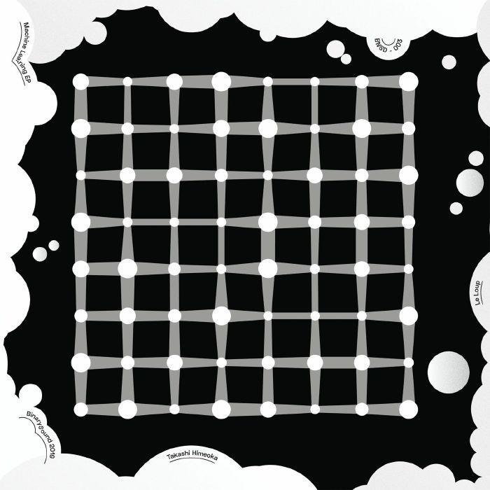 "( BNSD 003 ) LE LOUP / TAKASHI HIMEOKA - Machine Learning EP (12"") BinarySound"