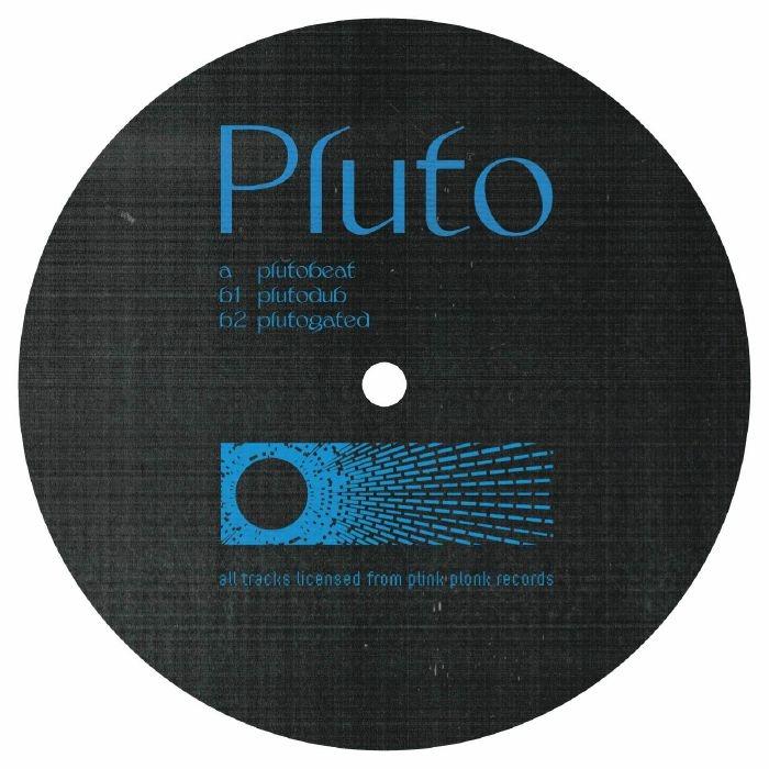 """( ITF 03 ) PLUTO - In The Future 03 (12"""") In The Future Holland"""