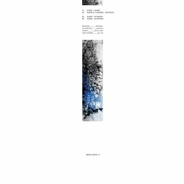 "( BERGAMON 12 ) DJOKO - Endless Explorations (12"") Berg Audio France"