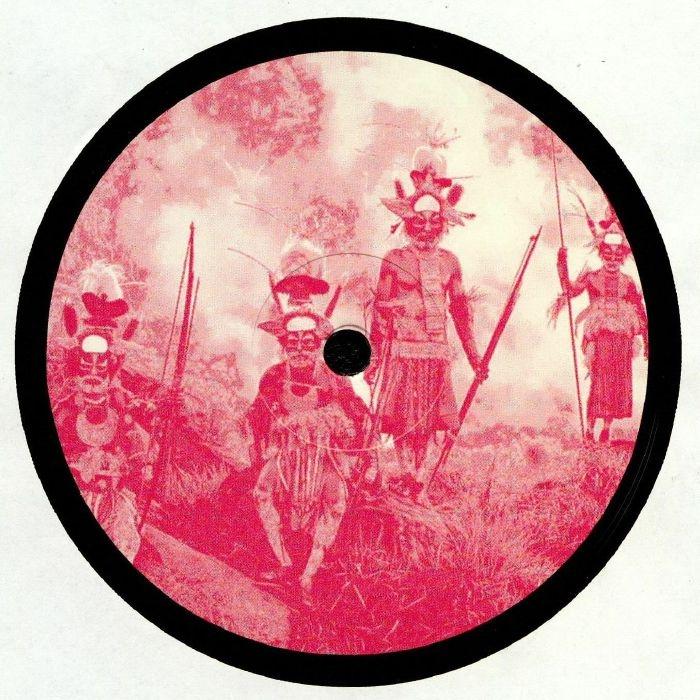 "( GIRADA 07 ) D&S - Lost Tribes (12"") Girada Unlimited Spain"