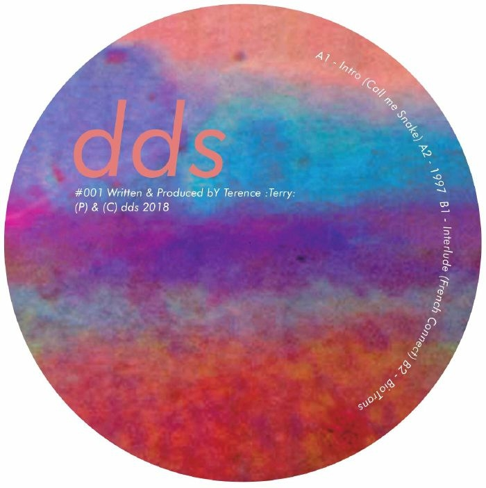 "( DDS 01 ) TERENCE TERRY - #001 (12"") DDS France"