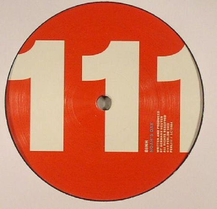 "( perlon 111 ) BINH - Noah's Day (double 12"" ) Perlon Germany"
