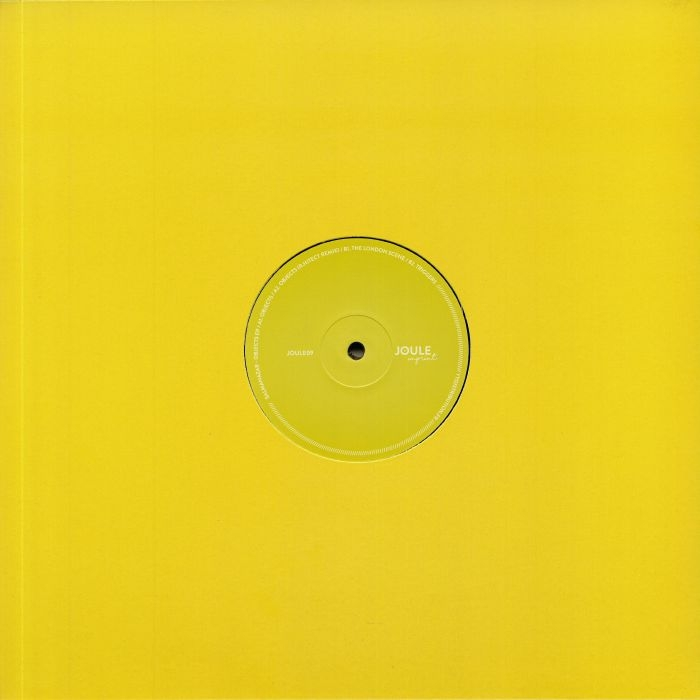 "( JOULE 09 ) SALMANAZAR - Objects EP (12"" in embossed sleeve) Joule Imprint France"