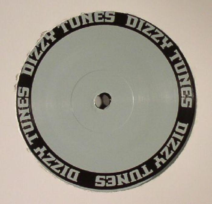 """(  DIZZY 003 ) DJ SLUGO - Freaky Ride EP (12"""") Dizzy Tunes Germany"""
