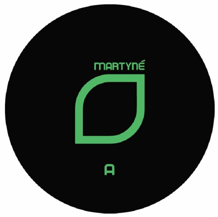 "( OSM 008 ) MARTYNE - EFX/SFX EP (12"") Osman Germany"
