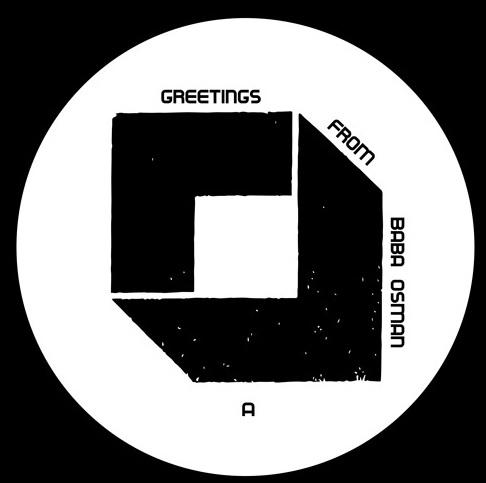 "( OSM 006 ) DJ DISCIPLINE - Constant Dropping EP (12"") Osman Germany"