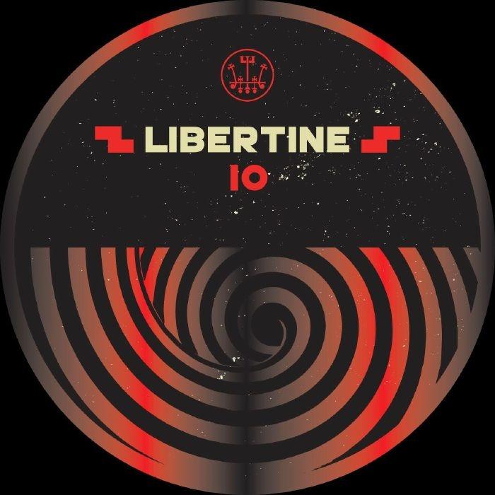 ( LIB 10 ) VARIOUS - Libertine 10 (3xLP) Libertine
