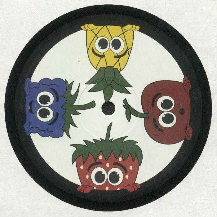 "(  STRWB 004 ) DUOWE / NATHAN PINDER / MATT WILLS / BABY ROLLEN - Fruit Medley Vol 1 (12"") Fraise"