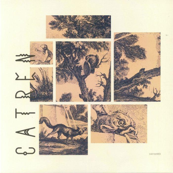 """( CATREN 003 ) CRIHAN - Fabulistul EP (12"""") - Catren"""