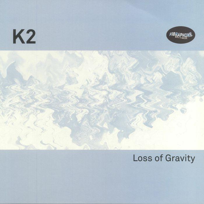 """( VIBR 015 )  K2 - Loss Of Gravity (180 gram vinyl 12"""") Vibraphone"""