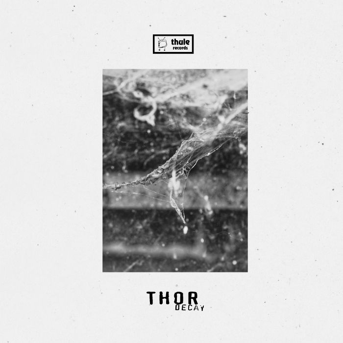 "( THL 024 ) THOR - Decay (140 gram vinyl 12"") Thule Iceland"