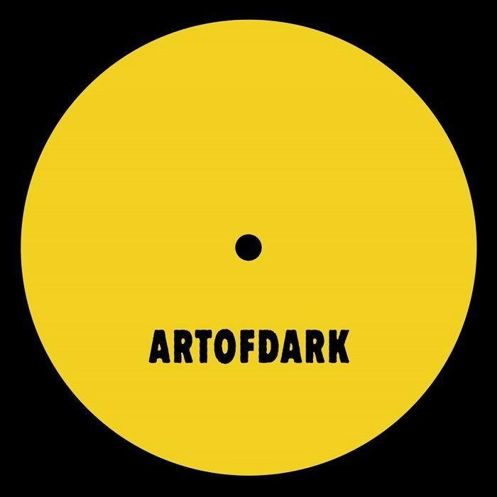 "( AOD 003 ) DAIF / DC EFX - Lucas 96 EP (12"") Art Of Dark"