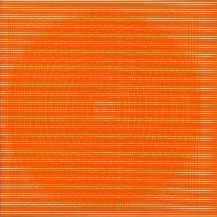 """( CROSSEDGROOVES 003 ) ROMAR / TELURIC - CROSSEDGROOVES 003 (white vinyl 12"""") Crossed Grooves"""