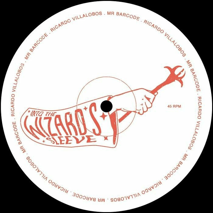 """( ITWS 002 ) MR BARCODE - The Rise Of The Machines (Ricardo Villalobos remixes) (12"""") Into The Wizard's Sleeve"""
