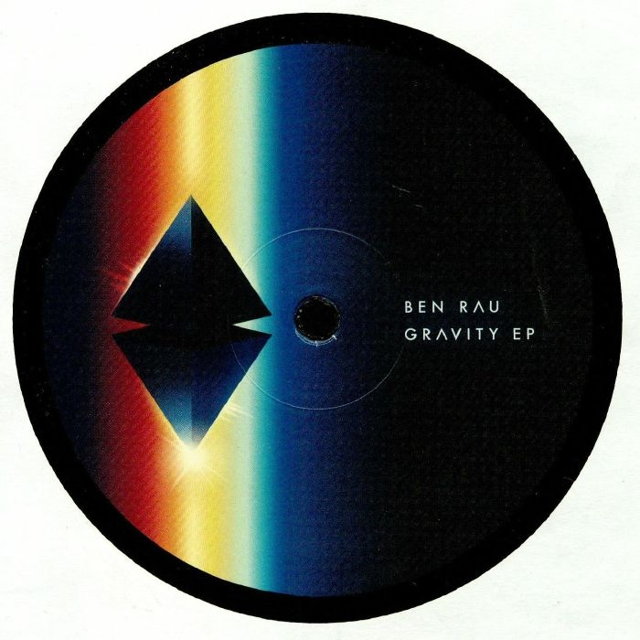 """( INKAL 005 ) Ben RAU - Gravity EP (12"""") Inkal Music Germany"""