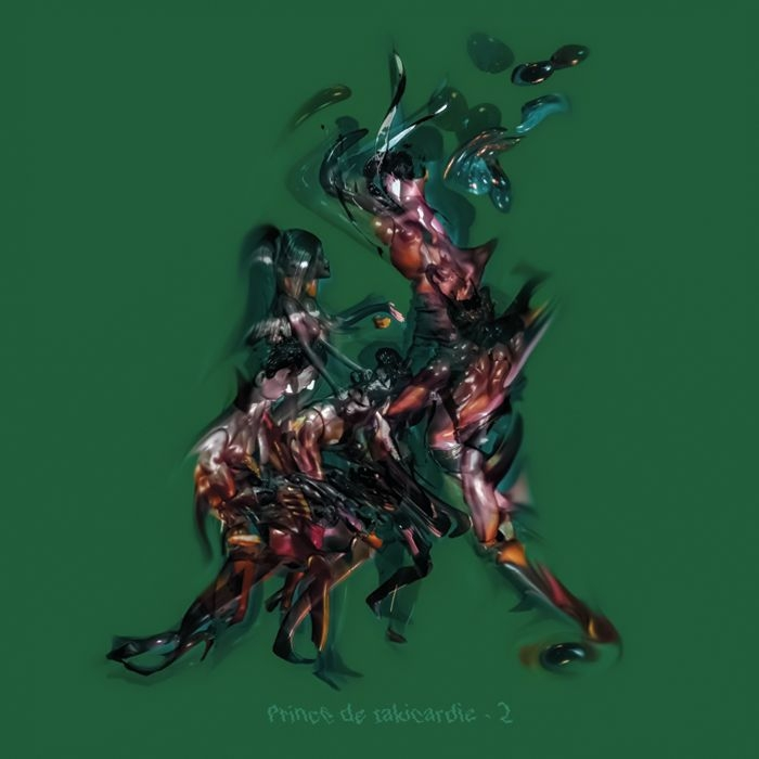 "( CRTL 011.2 ) PRINCE DE TAKICARDIE - 2 (140 gram vinyl 12"") Cartulis Music"