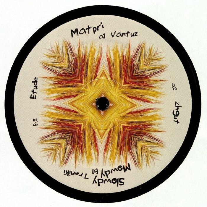 "( SM 007 ) MATPRI - Vantuz (12"") Slowdy Mowdy Holland"