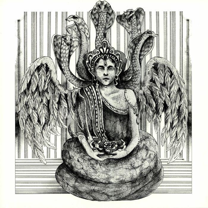 "( UNIC 003 ) Silat BEKSI - Naga EP (12"") Unic Australia"
