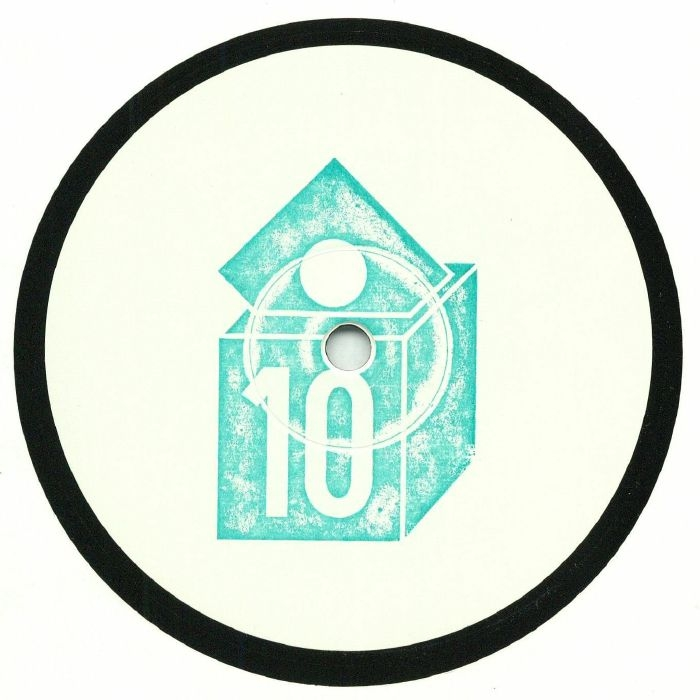 """( 10YEARS 11 ) PARALLAX DEEP - 10YEARS 11 (hand-stamped 12"""" limited to 250 copies) 10 Years Germany"""