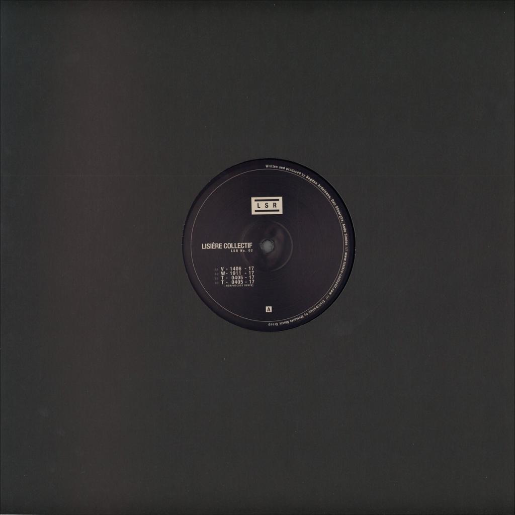( LSR 002 ) Lisière Collectif  - LSR No. 02 - LSR