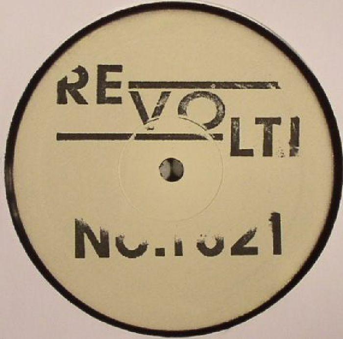 "( REVOLT 1821 ) NOERK / PINOO / JEGRES - Revolt! No1821 (hand-stamped 12"") - Revolt! Greece"