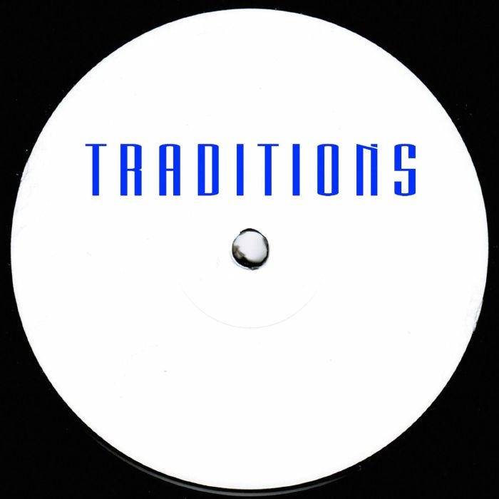 "( TRAD 13 )  DJ SAVAGE - Time Travel Phase I: Traditions 13 (hand-stamped vinyl 12"") Libertine"