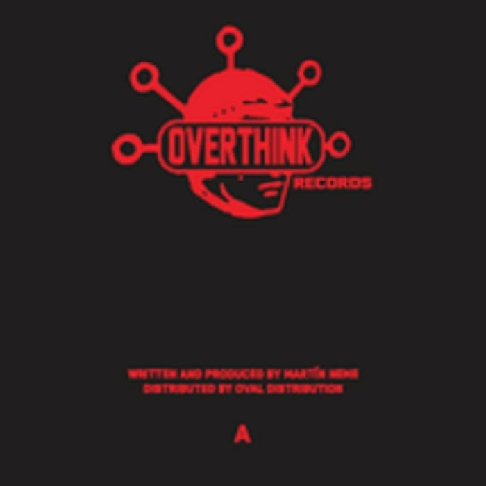 "( OTH 003 ) STONEM - Artificio EP (12"") Overthink"