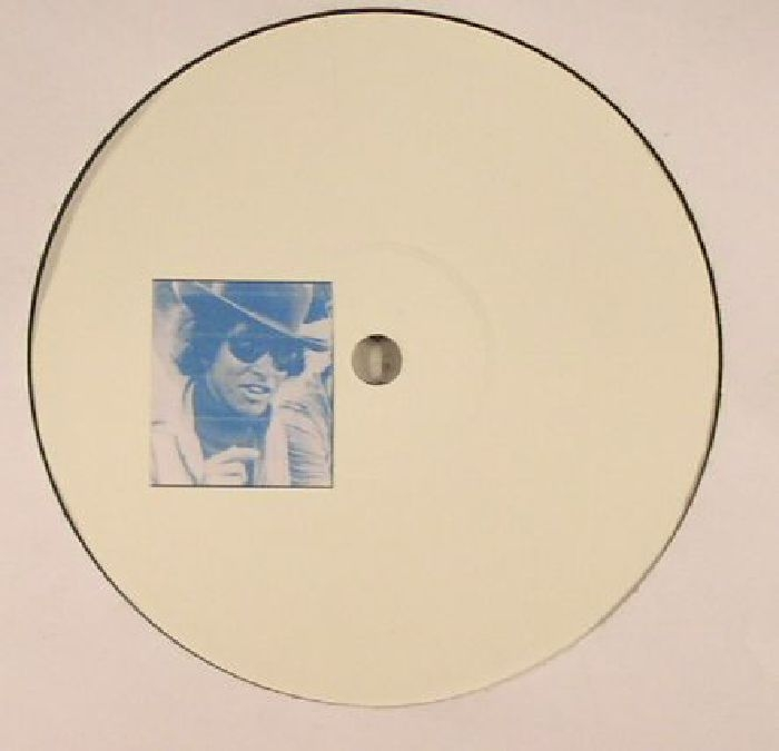 """( --- 2 ) JACK THE MACK - Jack The Mack 3 (12"""" limited to 300 copies) unknown label US"""