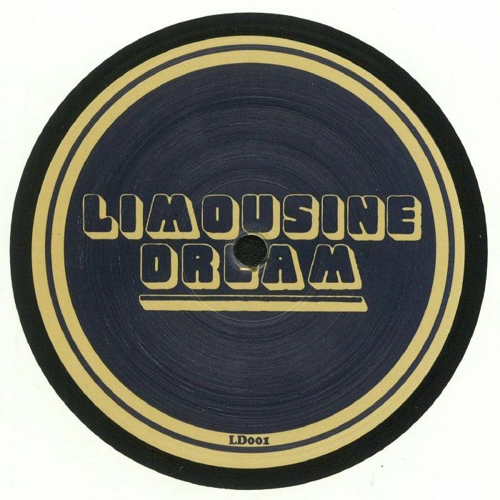 "( LD 001 ) GENE ON EARTH - Lazybones EP (RP12"") Limousine Dream US"