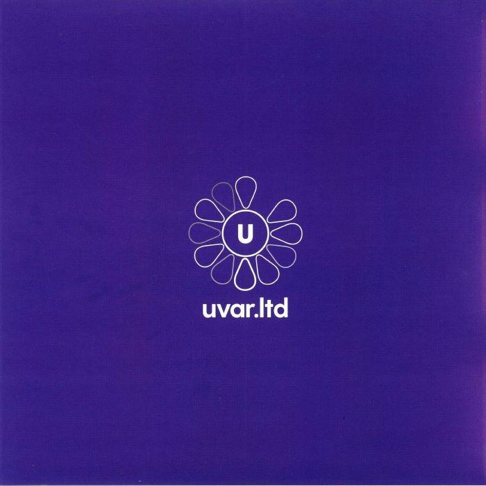 ( UVARLTD 003 ) VARIOUS - UVARLTD 003 (2xLP) UVAR