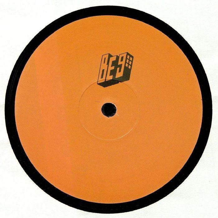 """( BE 9 2 ) Sebastian WERLE / SEPADE - Back To Beginnings EP (12"""") Be9 Germany"""