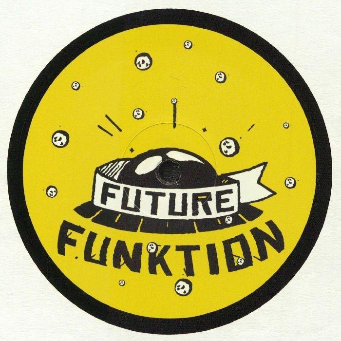 "(  FF 001 ) FIO FA / SASHA VODNIK / NATION / VAGARA - A Homies Journey To The 11th Quadrant (12"") Future Funktion US"