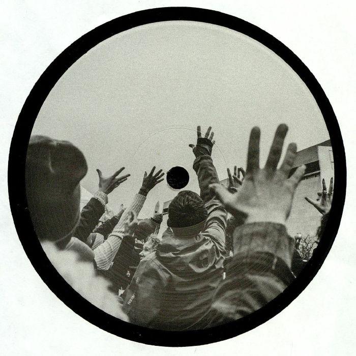 """( BNB 003 ) KALBATA / MAAYAN NIDAM - The Town (180 gram vinyl 12"""") Brush & Broom"""