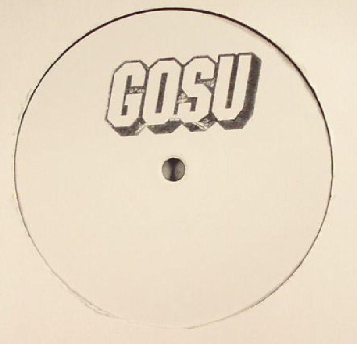 "( GOSU 001 ) Thomas ROOGE - Fake ID Entry EP (12"" - repress) Gosu Germany"