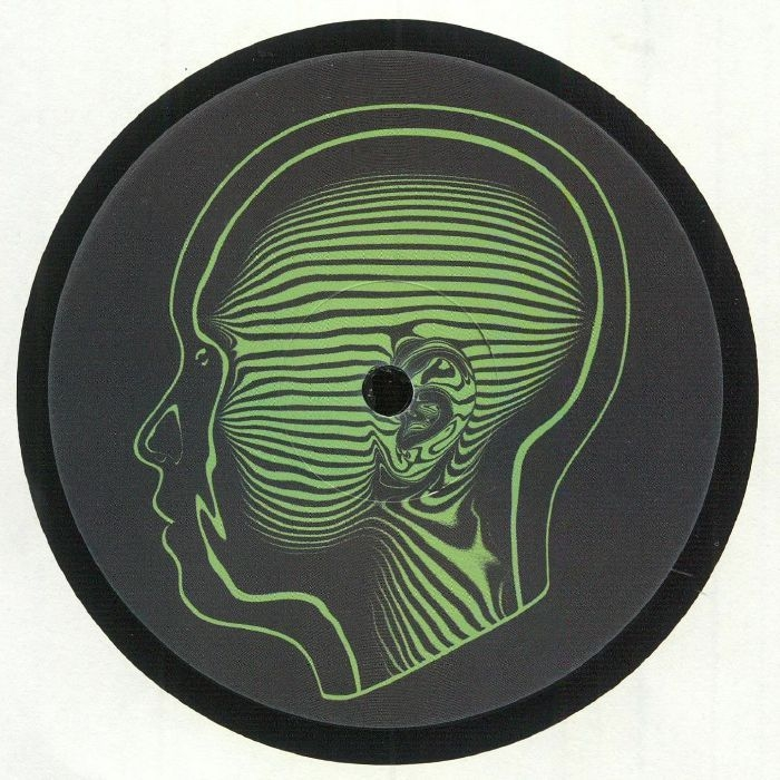 "( AC 002 ) Domenic CAPPELLO - Movements In Mind EP (12"") Alien Communications"