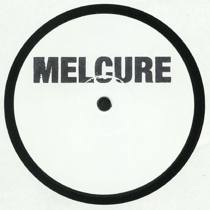 """( MELCURE 002 ) POHL - Second Chance (hand-stamped heavyweight vinyl 12"""") Melcure Spain"""