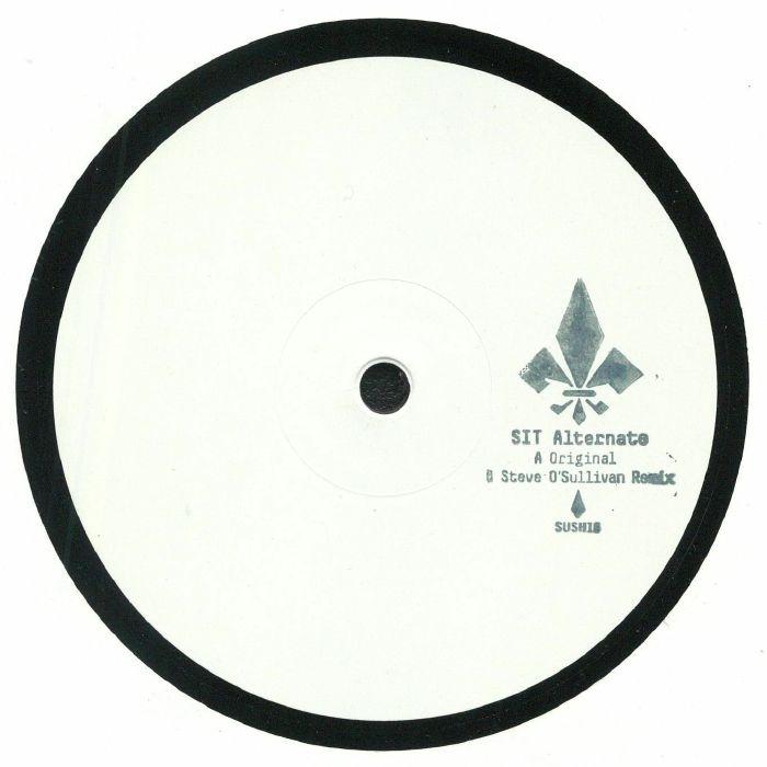 "( SUSH 16 ) SIT - Alternate (Steve O'Sullivan mix) (hand-stamped 12"") Sushitech"