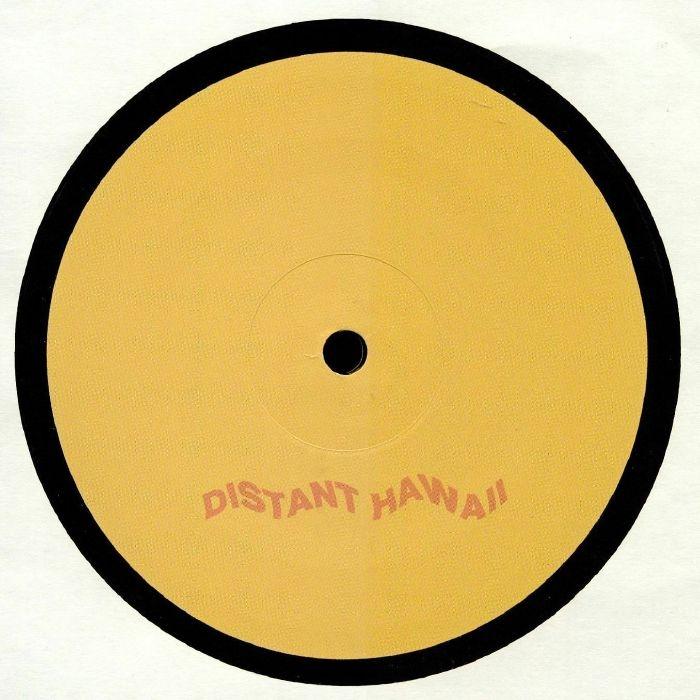 """( HAWAII 020 ) WARWICK - Thinking Of You EP (12"""") Distant Hawaii"""